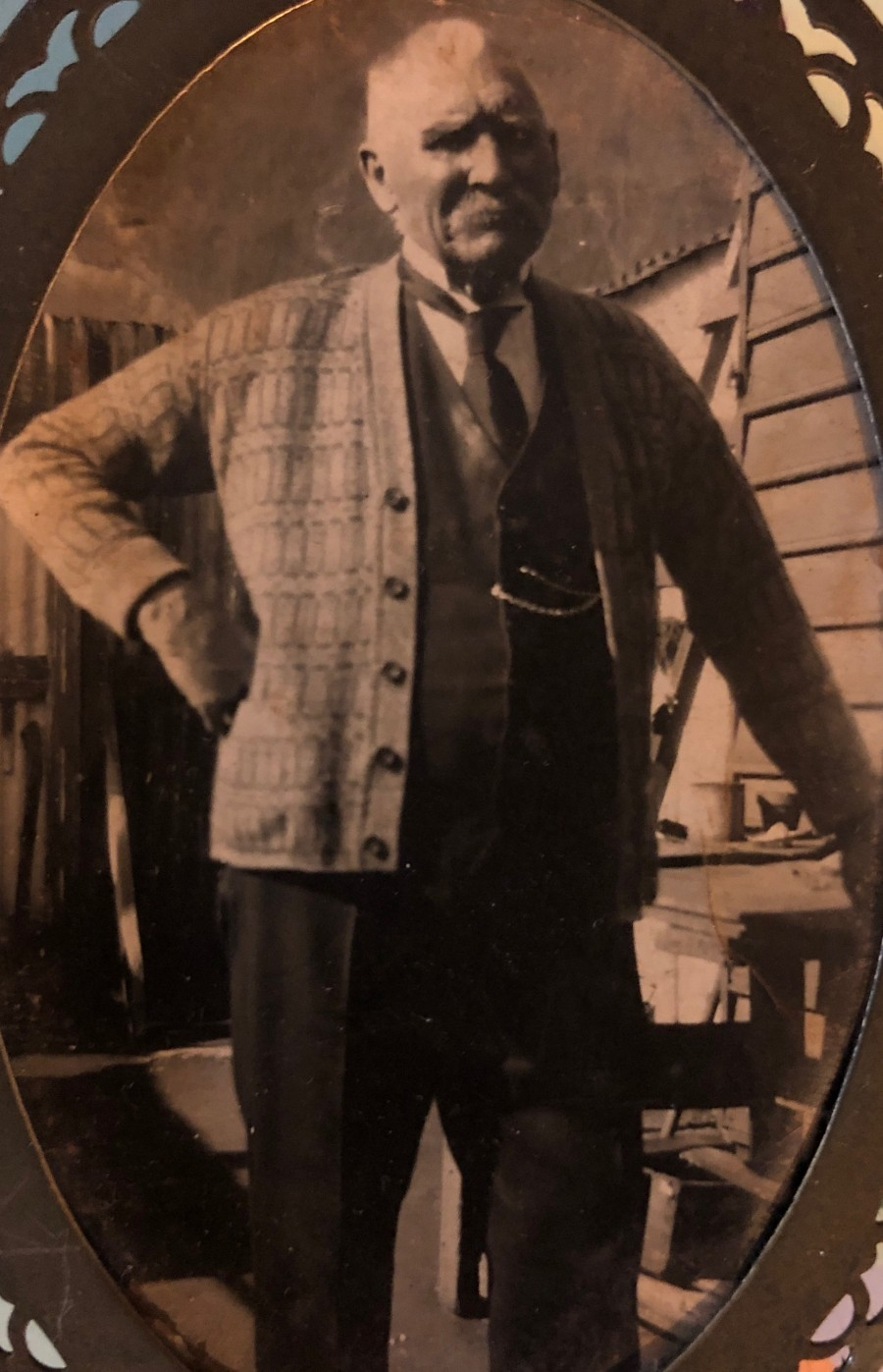 My Great Grandfather Mc Guiness