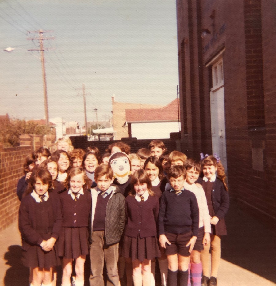 My class - The late 70s (St Joan of Arc)