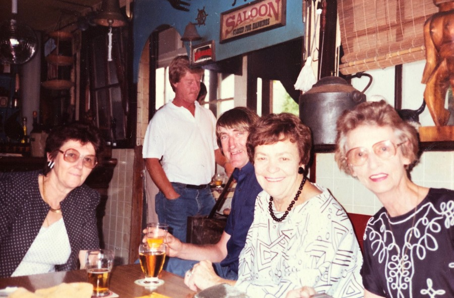 Late 80's - In the Tavern