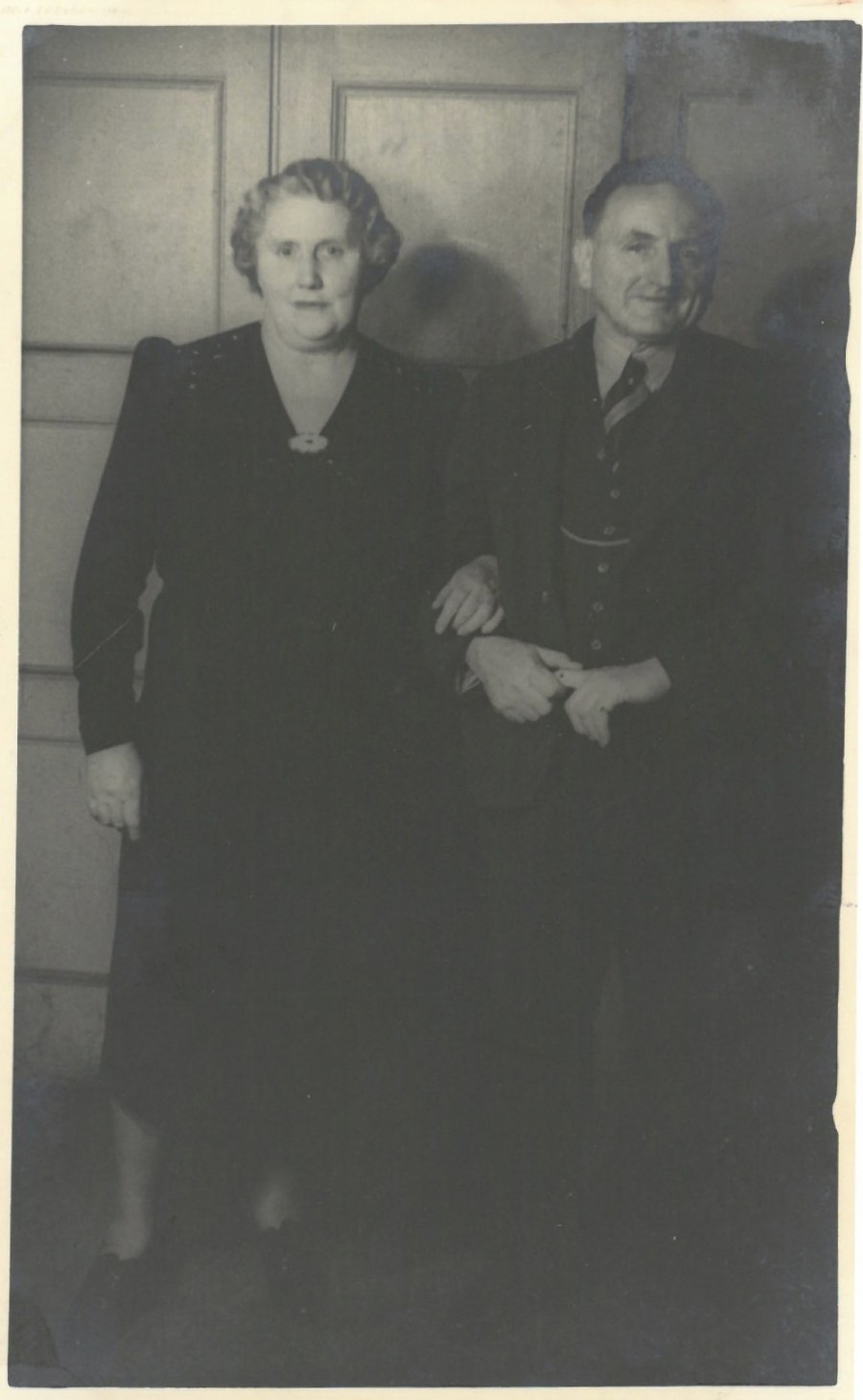 Gertrude and Vincent Ridge
